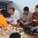 Chapatti brings unity