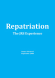 Repatriation The JRS Experience